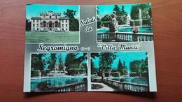 "Saluti Da Segromigno ""Villa Mansi"" - Lucca"