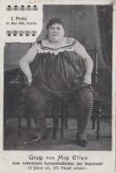 Santé - Médecine - Gruss Von Miss Ellen - Femme 16 Ans 475 Livres - Dem Schwersten Kolossalmädchen - Berlin 19 Mai 1905 - Santé