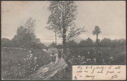 John Dalton - Blossom Time, 1903 - Tuck's Continental Postcard - Künstlerkarten