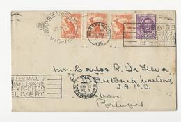 Cover * Australia * 1949 * Warrnambool - Cartas