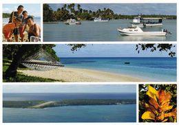 1 AK Tonga * Ansichten Der Inselgruppe Haʻapai - U.a. Der Lifuka Island Airport - Den Einzigen Flughafen Von Haʻapai * - Tonga