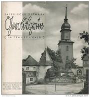 Geroldsgrün Im Frankenwald 1938 - 8 Seiten Mit 6 Abbildungen - Reiseprospekte