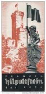 Hilpoltstein 1938 - Faltblatt Mit 10 Abbildungen - Reiseprospekte