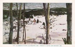 Canada > Quebec, Beauport Lake, Manoir St. Castin, Used - Québec - Beauport