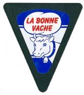 Etiquettes Fromage - Cheese Label - LA BONNE VACHE - Quesos