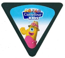 Etiquettes Fromage - Cheese Label - CARREFOUR KIDS - Quesos