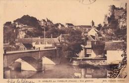 ANGLES SUR L'ANGLIN VUE GENERALE (dl403) - Andere Gemeenten