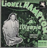 Disque 45 Tours LIONEL HAMPTON - 1961 Biem - Jazz