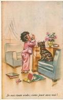 GERMAINE BOURET EDITION SUPERLUXE N°12 JE SUIS TOUTE SEULE VIENS JOUER AVEC MOI - Bouret, Germaine