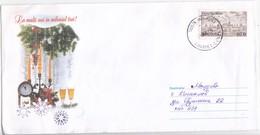 2002 , MOLDOVA , MOLDAVIE ,  MOLDAWIEN ,  Orhei Fortress , Postal History , Used Cover - Moldova