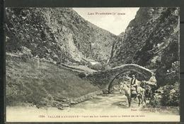 ANDORRA -1034 LABOUCHE- CARTA POSTALE(P.31) - Andorra