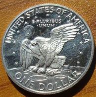 U.S.A. 1 DOLLARO 1971  ARGENTO FDC - Emissioni Federali