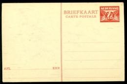 Nederland Briefkaart 7 1/2 Cent Ongebruikt - Postal Stationery