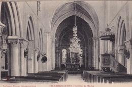51-SERMAIZE-LES-BAINS - INTERIEUR DE L'EGLISE - Sermaize-les-Bains