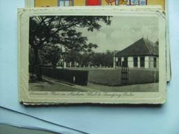 Indonesië Indonesia Gemeentehuis En Asahan Club Te Tandjong Balei - Indonesië