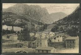ANDORRA -1026 LABOUCHE - CARTE POSTALE  CIRCULADA(P.17) - Andorra