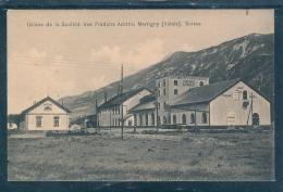 14972 Martigny - Usine De La Société Des Produits Azotés - Engrais Chimique - VS Valais