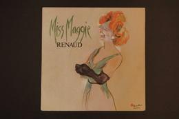 RENAUD MISS MAGGIE SP DE 1985 - Vinyl Records