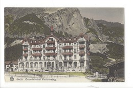 20477 - Kandersteg Grand-Hôtel - BE Bern
