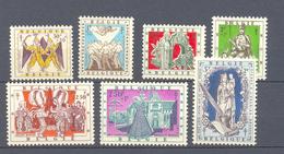 1039/1045 FOLKLORE I POSTFRIS** 1957 - Belgique