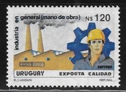 Uruguay 1991 Export Industries MNH - Uruguay