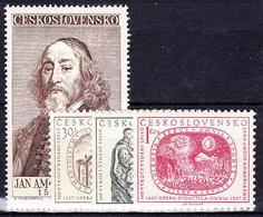 ** Tchécoslovaquie 1957 Mi 1009-12 (Yv 896-9), (MNH) - Unused Stamps