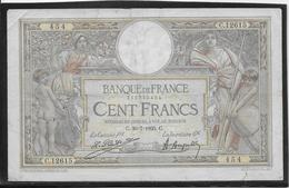 France 100 Francs Merson - 30-7-1925 - Fayette N°24-3 - TB - 1871-1952 Antiguos Francos Circulantes En El XX Siglo