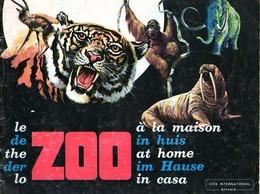 B 2117 - Album Figurine, Zoo - Vecchi Documenti