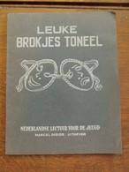 Oud   Boekje   LEUKE  BROKJES  TONEEL   MARCEL DIDIER Uitgever - Livres, BD, Revues