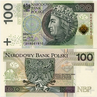 POLAND       100 Zlotych       P-186      5.1.2012 (2014)      UNC - Polonia