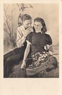 LIEBESPAAR, Fotokarte Als Feldpost Gel.1942 - Paare