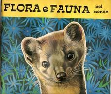 B 2118 - Album Figurine, Flora E Fauna - Vecchi Documenti