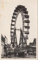 PRATER - Riesenrad, Kino, Alte Autos, Fotokarte Als Feldpost Gel.1941 - Prater