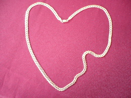 Italy Silberkette - 925er  (538) - Halsketten