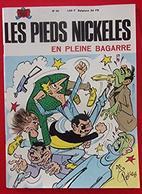 Les Pieds Nickeles 30 En Pleine Bagarre - Pieds Nickelés, Les