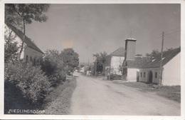 RIEDLINGSDORF (Burgenland) - Fotokarte Als Feldpost Gel.1940 - Autres