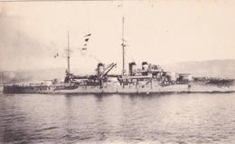 CUIRASSE D,ESCADRE  COURBET - Warships