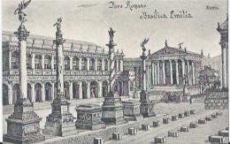 Roma - Fora Romano - Basilica Emilia - E.F. Riproduzione Interdetta - Other Monuments & Buildings
