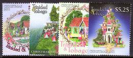 Trinidad & Tobago 2001 Christmas Unmounted Mint. - Trinidad & Tobago (1962-...)