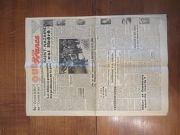 OUEST-FRANCE : 12-13 Mai 1945.(complet) Libération De St. Nazaire,La Rochelle Rendu Aux Français, Lorient ... - Historical Documents