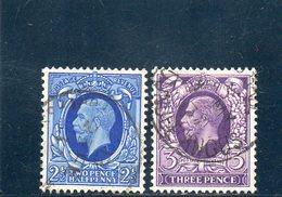 GRANDE BRETAGNE 1934-6 O - 1902-1951 (Rois)
