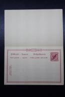Deutsche Post In Kamerun Postkarte P7  Mit Druckd. 698f - Kolonie: Kamerun