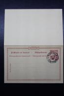Deutsche Post In Kamerun Postkarte P11 Cancel Victoria - Kolonie: Kamerun