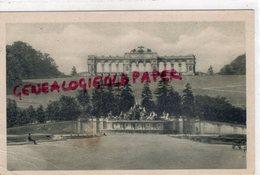 AUTRICHE-VIENNE- WIEN - SCHONBRUNN NEPTUNGROTTE MIT GLORIETTE - Château De Schönbrunn