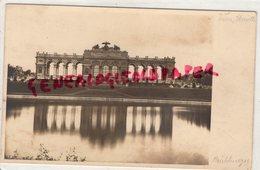 AUTRICHE-VIENNE- WIEN - SCHONBRUNN - CARTE PHOTO J. THOMAS MODLING H. BRUHIMEYER - Château De Schönbrunn