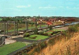 Belgique > Hainaut > Courcelles Ecluse Sur Le Canal De Charleroi - Courcelles