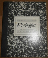 J. Dubuffet – Brefs Exercices D'Ecole Journalière - Fine Arts