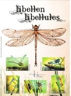 67. BUZIN.  LES LIBELLULES 2018 - Insects