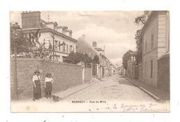 Mennecy-Rue De Milly-(C.6429) - Mennecy