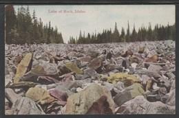 CPA - IDAHO - Lake Of Rock (Lot 423) - Etats-Unis